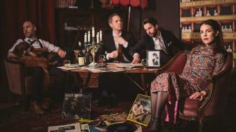 Isabella Lundgren & Carl Bagge Trio