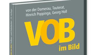 VOB im Bild – Tiefbau- und Erdarbeiten, 23. Auflage (3D/tif)