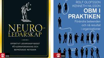 Nya böcker inom ledarskap och verksamhetsutveckling