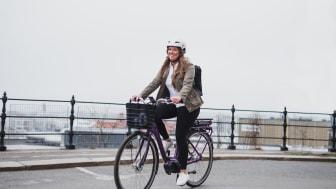 Elcykelförsäljningen har boostat efter elcykelpremien och utnämnadet till Årets julklapp