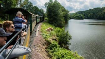 Steam Railway (Weisseritztalbahn) from Freital to Dippoldiswalde (1)_Foto_TVE-Greg_Snell_snellmedia.com - Kopie