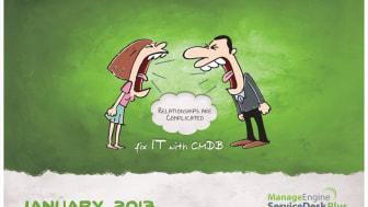 ITIL kalender 2013 - beställ ditt kostnadsfria exemplar idag!
