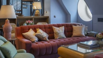 Grand Hôtel opens two newly renovated suites