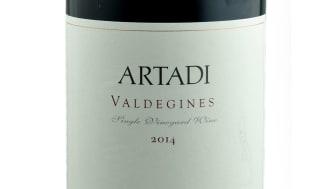 La Poza de Ballesteros och Valdeginés 2014  från Artadi  släpps på Systembolaget 15 april