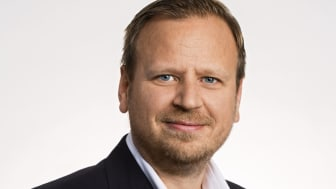 Johan Dovander är keynote speaker på CFO Controller Day. Foto: Microsoft Sverige