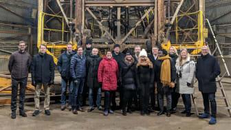 Första träffen för aktörerna inom Nordic Space Innovation