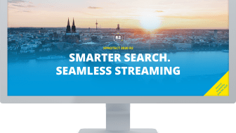 New software release: Smarter Search and improved geographical awareness