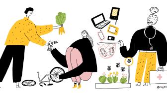 Illustration: Maja Säfström/@majasbok