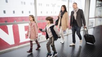 Helsingfors lockar påskfirare – 22 procent fler bokar en resa med Viking Line till Finlands huvudstad