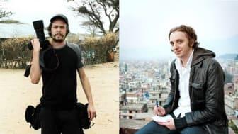 Amnesty: Persson och Schibbye måste friges omedelbart och villkorslöst
