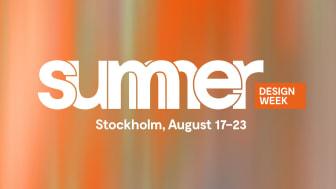 Summer Design Week bjuder på det bästa av skandinavisk design just nu