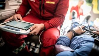 Bliksund's software used in ambulances