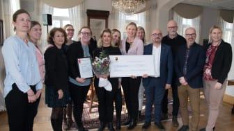 Jämställdhetspriset 2018