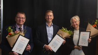 Vinnarna i Real Estate Øresund Award