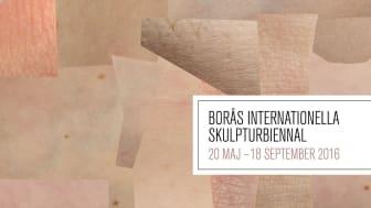 Förflyttningar och platser centralt i Borås Internationella Skulpturbiennal 2016