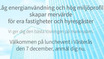 Lunchevent Västerås