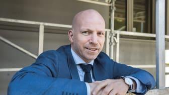 Gunnar Glavin Nybø,  Administrerende Direktør i Bygg Reis Deg AS. Foto: Byggeindustrien