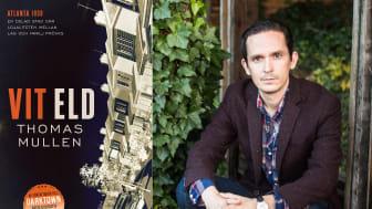 Författaren till Årets bästa översatta kriminalroman kommer till Bok & Bibliotek i Göteborg med sin nya bok