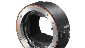 Sony Electronics najavljuje novi LA-EA5 adapter za A-Mount objektive