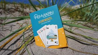Scharwenzel-Spiel der Ostseeinsel Fehmarn, Copyright Tourismus-Service Fehmarn