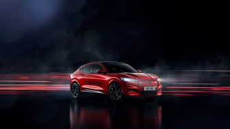 Ford utvidgar Mustang-familjen och tar den berömda modellen in i den elektriska eran med Mustang Mach-E.