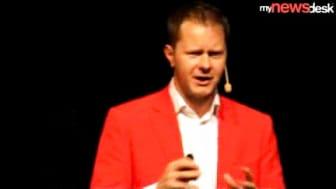 Mynewsday: Jonathan Bean - Kommende trender innen PR, markedsføring og kommunikasjon i 2012