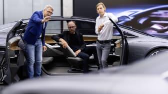 Fremtidens bil designes indefra og ud