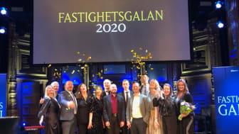 HSB Living Lab vinnare av World in Property Award