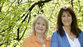 Alexandra Charles och Alexandra Zazzi förenas i gemensam passion för kvinnors hälsa och livskvalitet