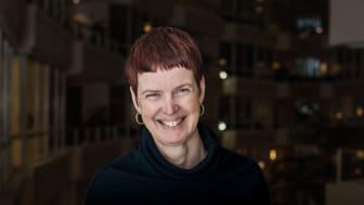 Maria Jacobsson, ny verksamhetschef för SHR. Fotograf Ellen Kraft.