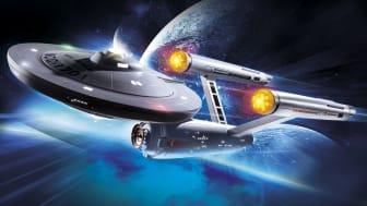 PLAYMOBIL x STAR TREK - Faszinierend: Die U.S.S. Enterprise NCC-1701 ist endlich erhältlich