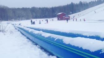 Ny vattenledning i Vilsta
