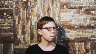 Masterstudenten Birgitta Flick ville skapa ett gemensamt rum för åhörarna när hon komponerade verket Lyssna. Foto: Dovile Sermokas