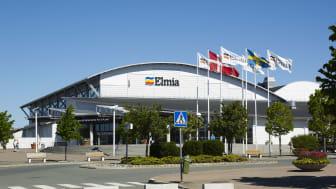 Elmia produktionsmässor flyttas till våren 2022.