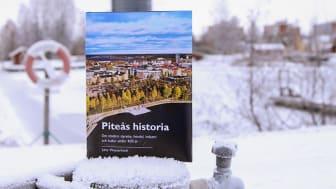 Den 4:e och 7:e december är det boksläpp för boken om Piteås 400-åriga historia.
