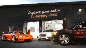 Fordons- och transportprogrammet, Ängelholms gymnasieskola