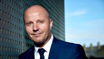 Kim Bjørn Christensen, der efter en årrække hos Deloitte og VP Securities nu er hyret til Azets-koncernen som ny CFO i det danske selskab