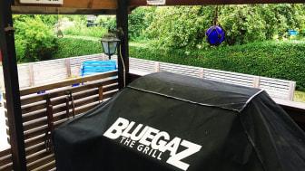 Bluegaz grillöverdrag