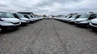 Circle K investerar i 228 nya transportbilar från IVECO under 2020.