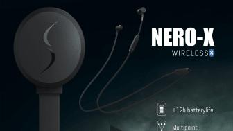 NERO-X – Trådlösa sporthörlurar i flygplanskomposit