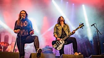 Nemisbandet Electric Hydra på Sweden Rock Festival 2019