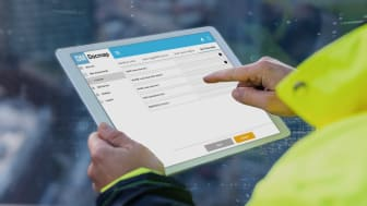 A new app allows users to easily access Docmap onboard, on and offline
