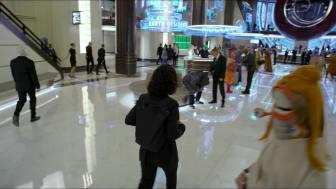 POLICE - Men in Black promo video