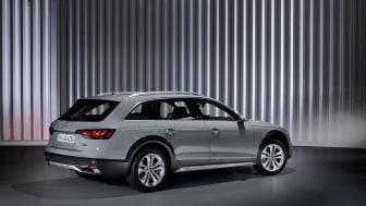 Audi A4 allroad quattro (terragrå)