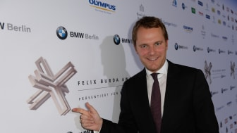 Daniel Bahr beim Felix Burda Award