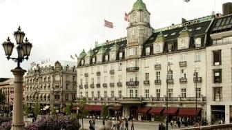Grand Hotel fasade