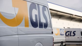 GLS distributionsbiler ved depot