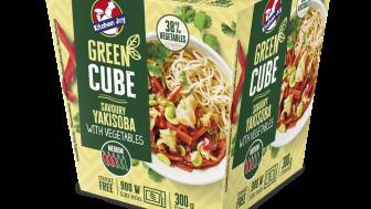 Kitchen Joy Green Cube Savoury Yakisoba
