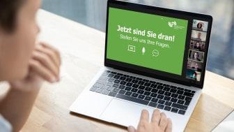 Studienorientierung über Webkonferenz beim digitalen Info-Abend (Bild: TH Wildau / Präsenzstelle Fürstenwalde)