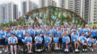 JYSK ja Paralympiakomitea edistävät yhteistyöllä yhdenvertaisuutta
